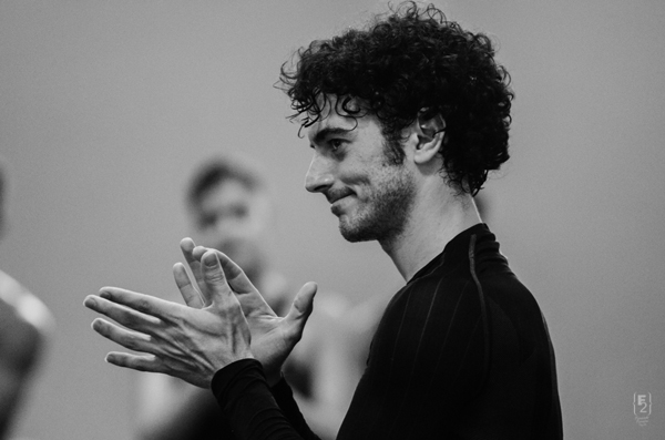Workshop in Rio com Alessio Carbone