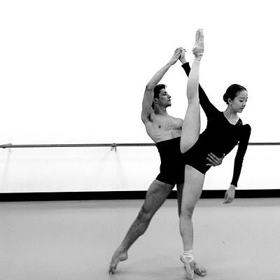 Ex-aluno da Petite é primeiro bailarino no Ballet do Arizona